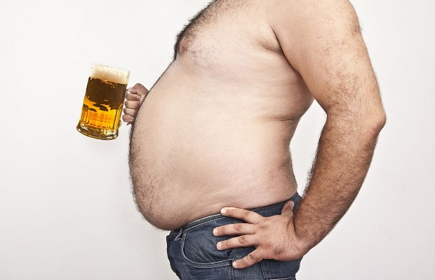 Beer Bellies Are A Myth
