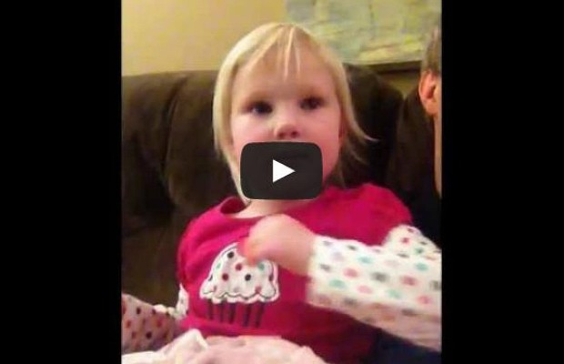 "3 Year Old Watches ""E.T."" For The First Time With Adorable Results."