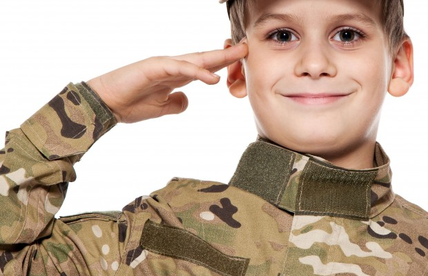 25 Signs You Grew Up A Military Brat