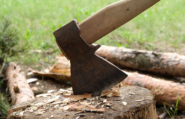 Science Finds Nothing Manlier Than Chopping Wood
