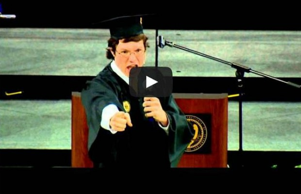 Epic College Welcome Speech