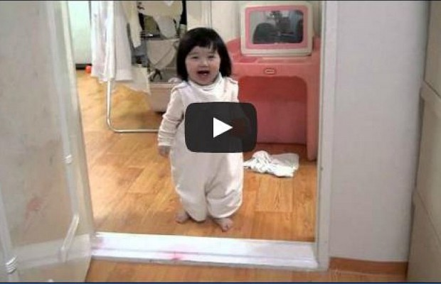 Adorable Toddler Has Had Enough Of Dad's Shenanigans