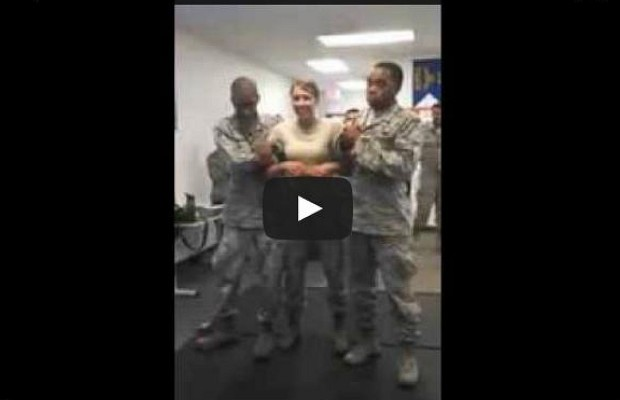 Army Taser Training Goes Horribly Wrong