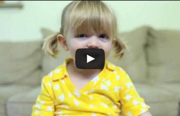 Toddler's Birthday Message For Mommy Is Precious