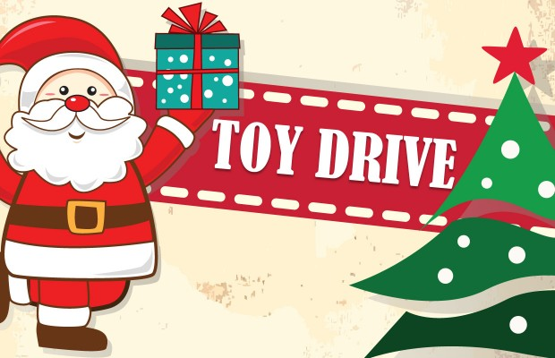 Q108 Toy Drive