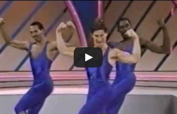 The Greatest Aerobic Video Ever