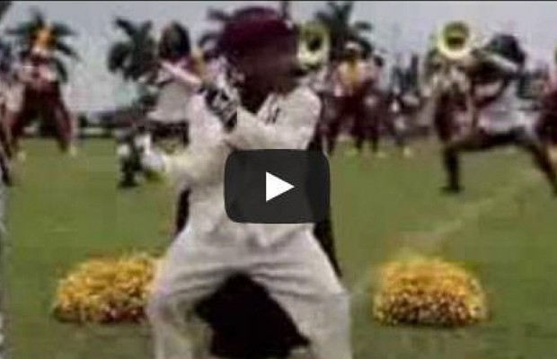 This 5 Year Old Drum Major Is The Best Thing You Will See All Week