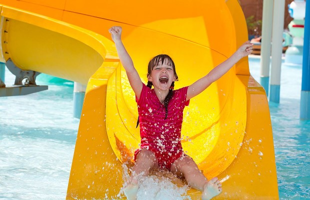 Check Out The World's Biggest Waterslide!