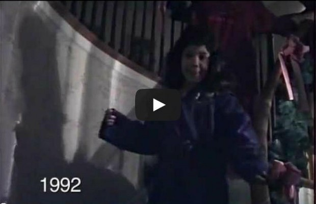 25 Years Of Christmas Mornings In One Video