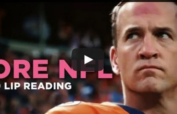Bad Lip Reading From The NFL