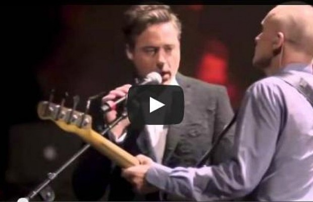Holy Cow! Robert Downey Jr. Can Really Sing.