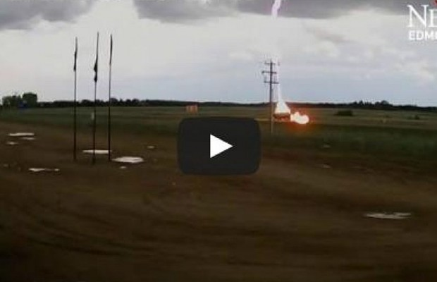 What Happens When A Moving Vehicle Is Struck By Lightning