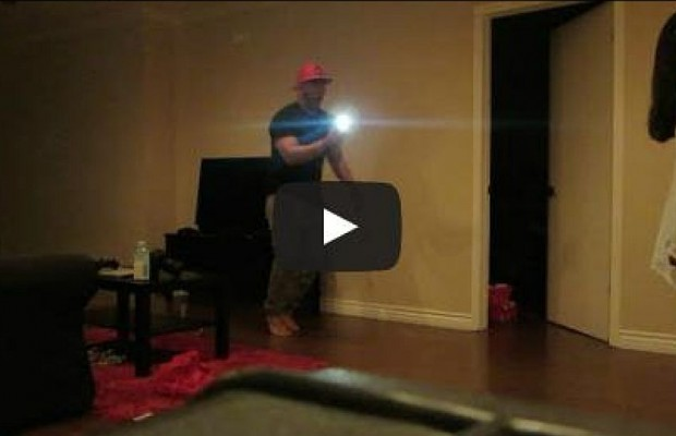 Prank Makes Grown Man Cry and Pass Out