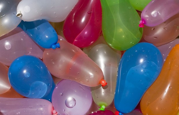 Water Balloon Fights Will Never Be The Same
