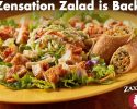 Zensation-Salad is Back